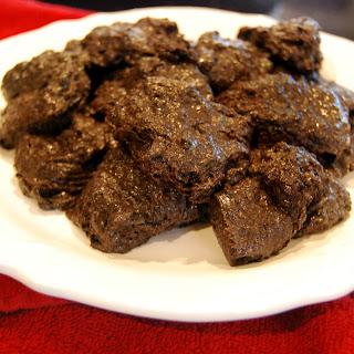 How To Make Coal Cookies!