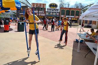 Photo: Stilts