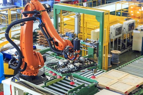 Ứng dụng công nghệ tự động hóa trong công nghiệp