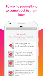 BECCA - the breast cancer care app- screenshot thumbnail