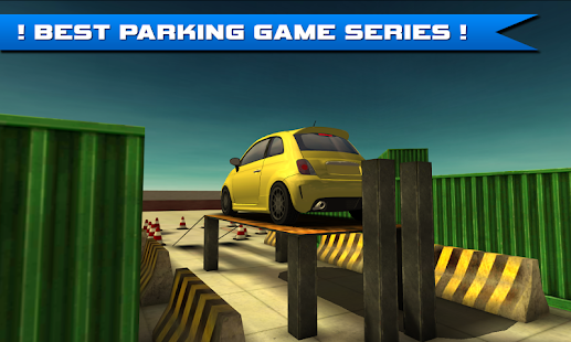 Car Driver 4 (Hard Parking) Screenshot
