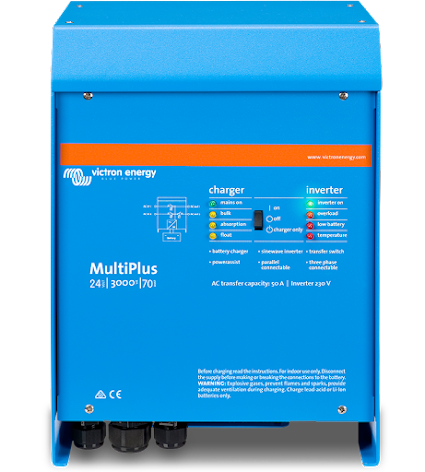 Victron MultiPlus Compact 12/2000/80-30 230V VE.Bus