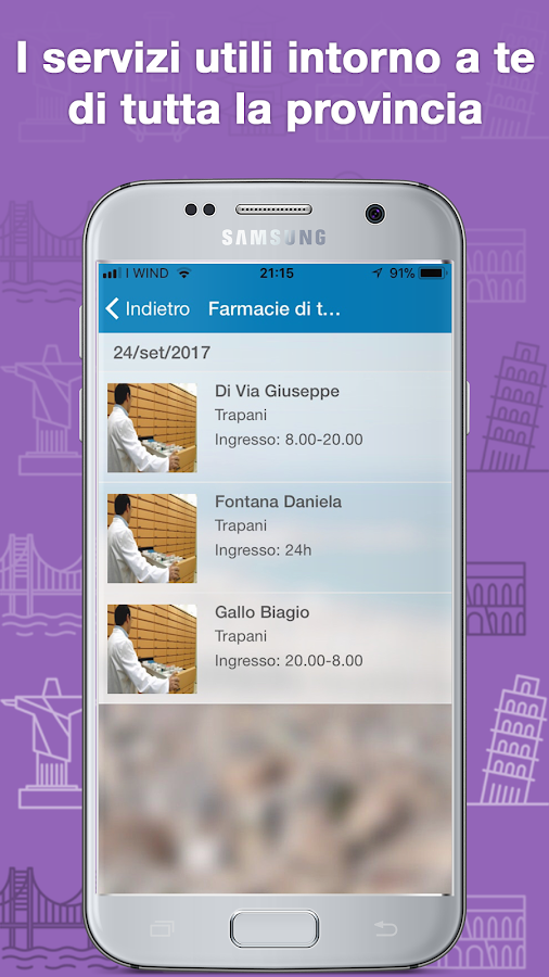 a Trapani- screenshot