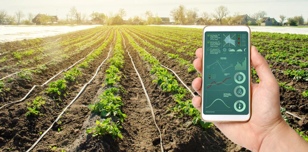 aplicativo para produção no agro