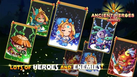 Ancient Heroes Defense- screenshot