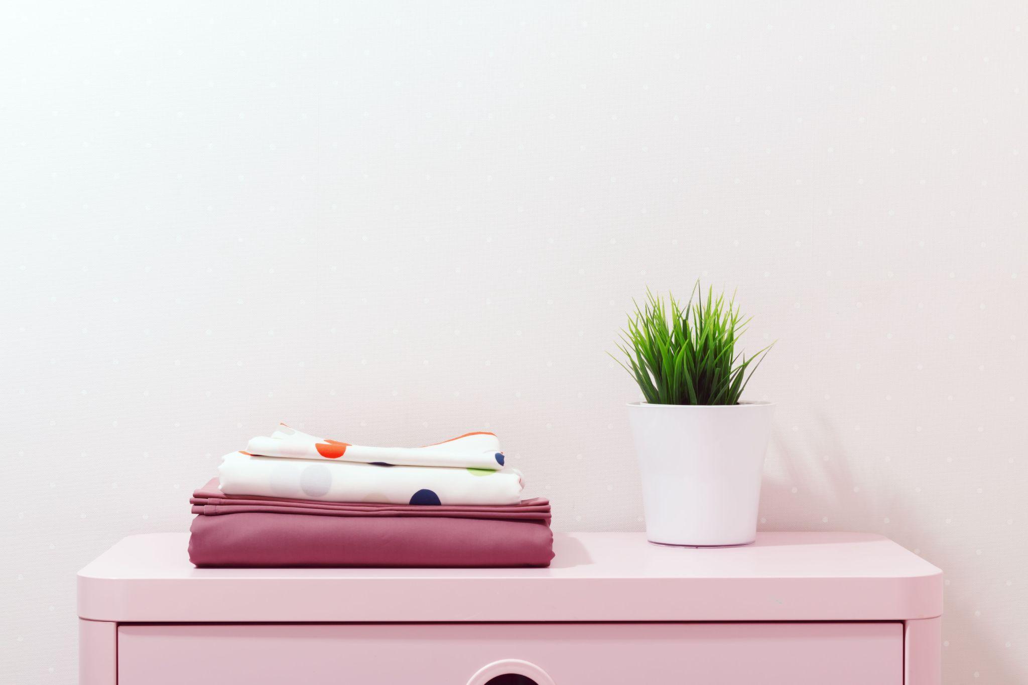 plantas no quarto