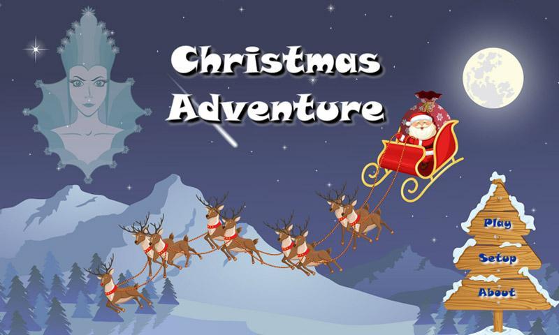 android Christmas Adventure Screenshot 0