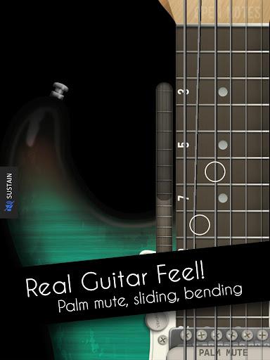 Rock Guitar Solo (Real Guitar) 1.0 screenshots 7