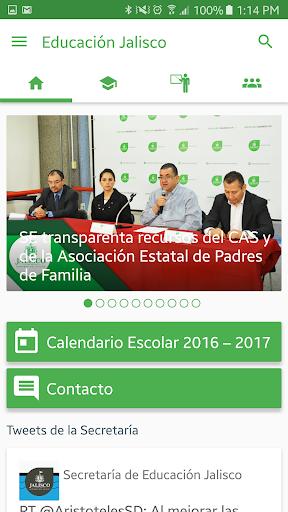 Educación Jalisco screenshot 2