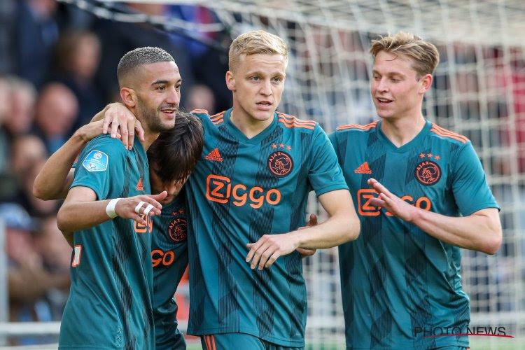 Ligue des Champions : le Slavia Prague et l'Ajax derniers qualifiés avec le Club de Bruges