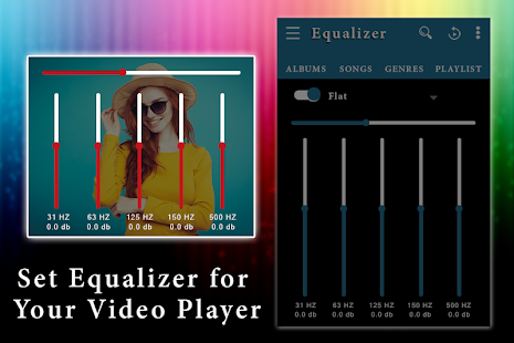 HD MX Player - náhled