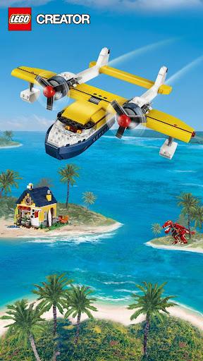 LEGO® Creator Islands  άμαξα προς μίσθωση screenshots 1