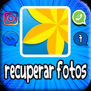 recuperar fotos borrados : archivos&eliminadas