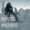Snowboarding Live Wallpaper icon