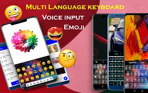 Multiple language ???? Multilingual keyboard 2020