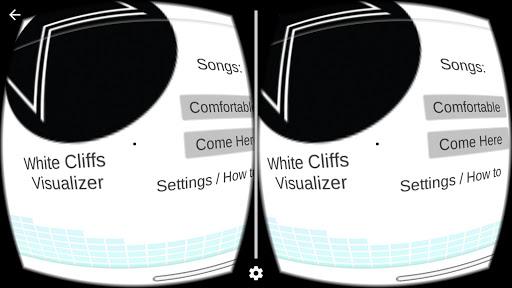 玩免費音樂APP|下載White Cliffs VR Music Vis app不用錢|硬是要APP