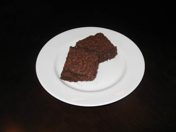 Nutella Three Ingredient Brownies