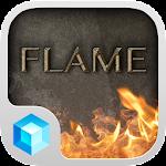 3D Flames Hola Launcher Theme 1.0 Apk