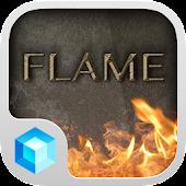 Flames  Hola 3D Launcher Theme