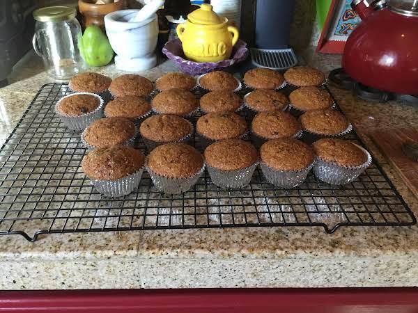 Old Fashioned Bran Muffins Recipe