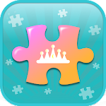 Princesses and Super Heroes - Puzzle Icon