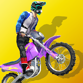 Bike Stunts 3D - Rooftop Challenge