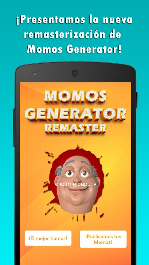 Momos Generator- screenshot