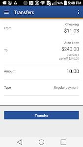 NCPD FCU Mobile Banking screenshot 2