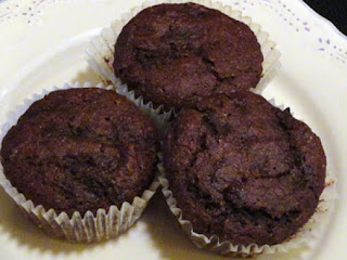 Chocolate-zucchini Muffins Recipe