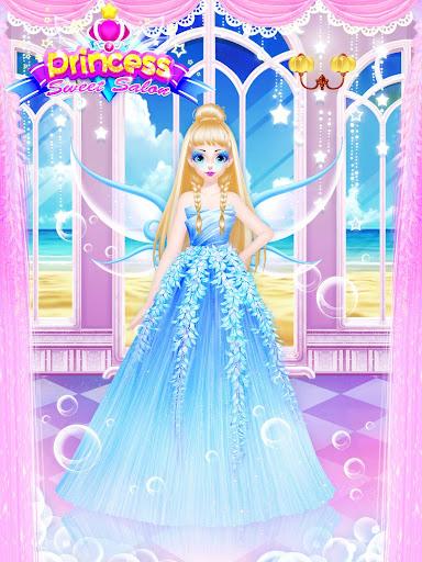 Princess Dress up Games - Princess Fashion Salon screenshots 14