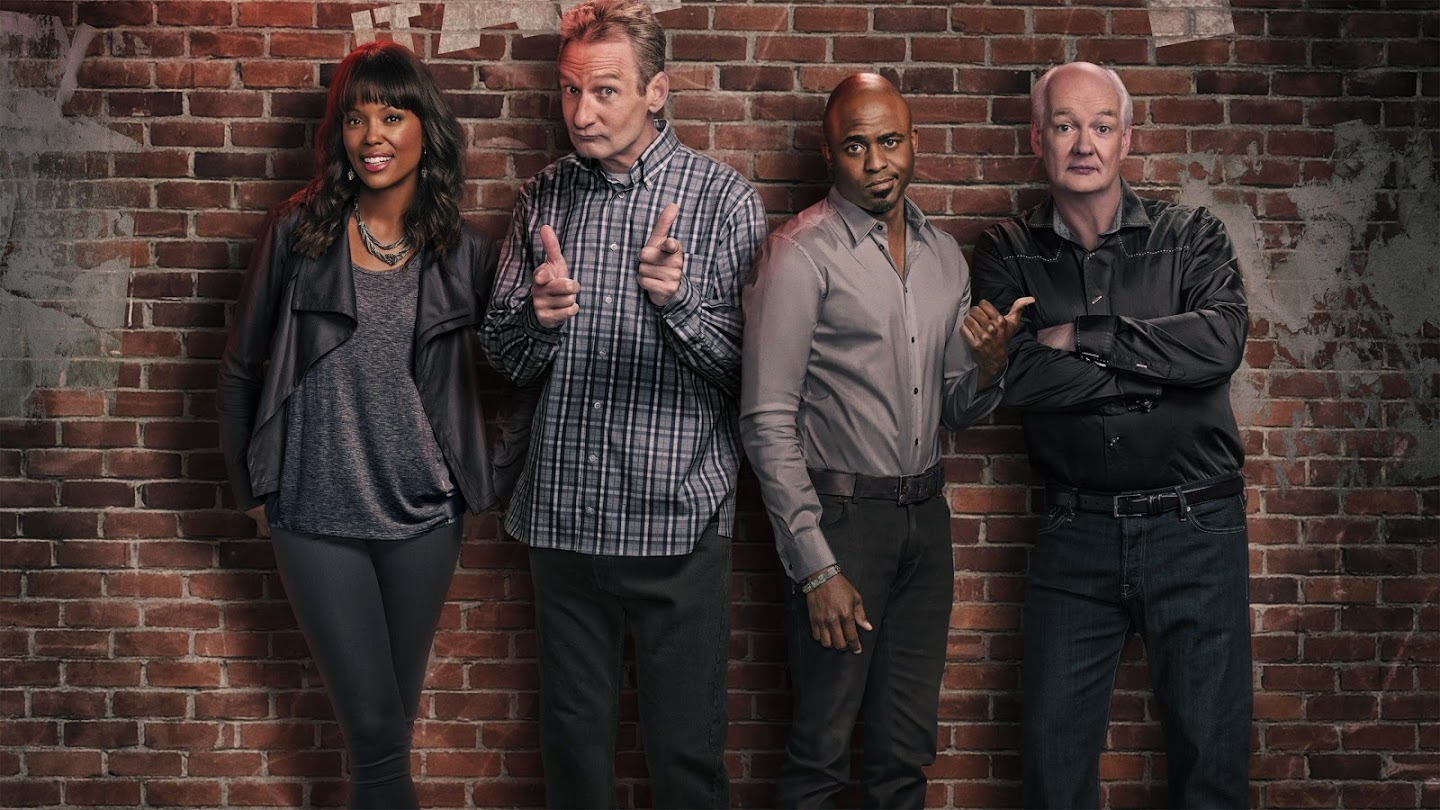 Watch Whose Line Is It Anyway? live
