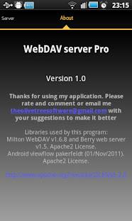 WebDAV Server - Apps on Google Play