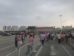 Photo: Pohled na Macao ze Zhuhai