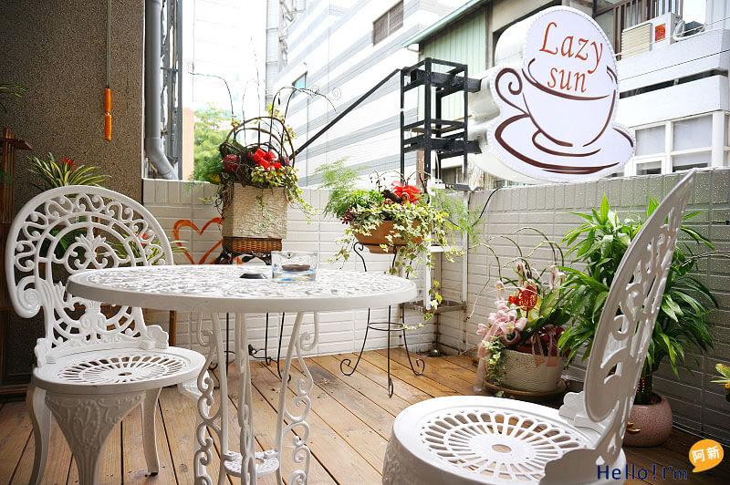 台中西區咖啡館,Lazy sun Cafe-11