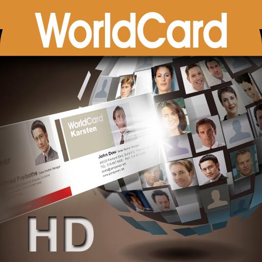 WorldCard HD 商業 App LOGO-硬是要APP