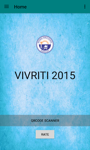 android Vivriti 2015 Screenshot 0