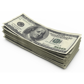 2048 Долларов - головоломка про деньги