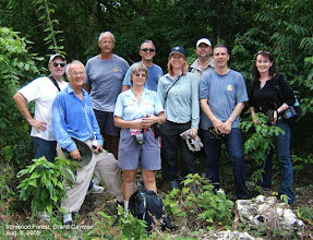 Photo: 2009 Ironwood Forest hikers, Rotary Central, Grand Cayman Aug. 8, 2009. Following the talk by Lois Blumenthal on the Ironwood Forest, members of the club were invited to visit the site  with a view to establishing how Rotary Central could become involved in this important environmental project. Pictured here are some that ventured forth!  http://portal.clubrunner.ca/1533/Stories/ironwood-forest