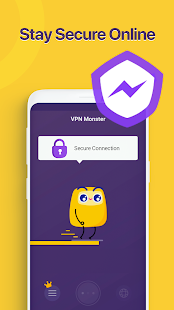 VPN Monster - free unlimited & security VPN proxy Capture d'écran