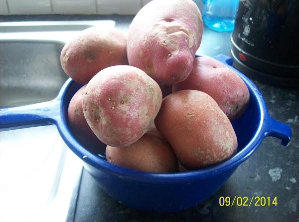 I used Roasters potatoes.