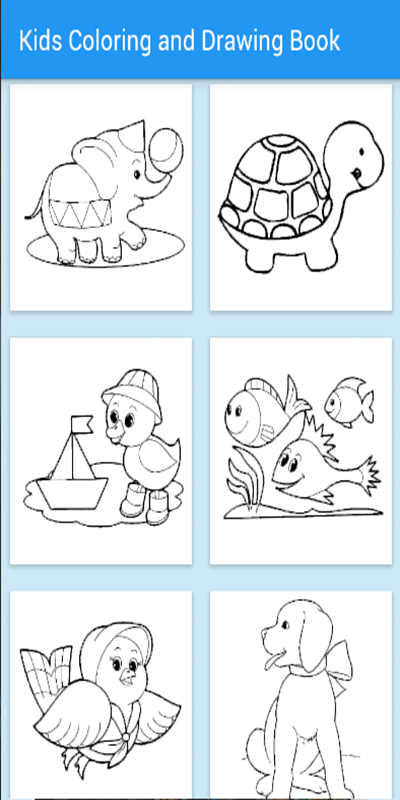 Kids Coloring And Drawing Book Android Apps On Google Play Kid Coloring Apps
