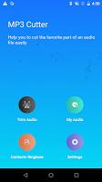 screenshot of MP3 Cutter & Ringtone Maker - Audio Editor