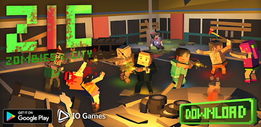 Walking dead in the pandemic city! Can you survive among zombies with chainsaw?