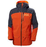 Ridge Shell 2.0 Jacket Patrol Orange Herr (20/21)