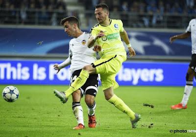 Manchester United stuurde een scout naar KAA Gent-Valencia