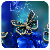 Butterfly 91 Launcher Theme