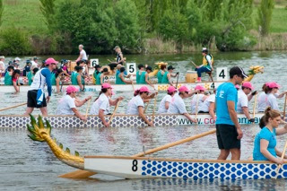 Photo: Images from 2011 ACT DA Dragon Boat Challlenge