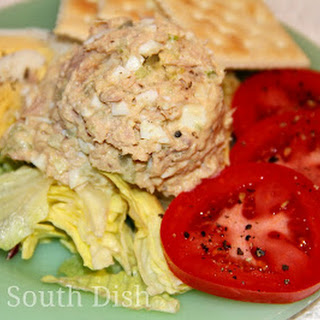 Tuna and Egg Salad Recipe