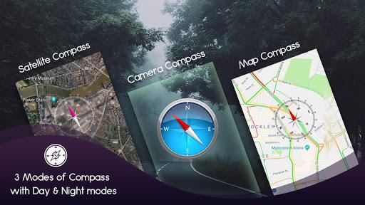 GPS, Maps, Navigations & Route Finder 1.8 screenshots 2