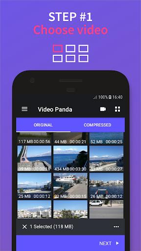 Video Compressor Panda: Resize & Compress Video Apk 1